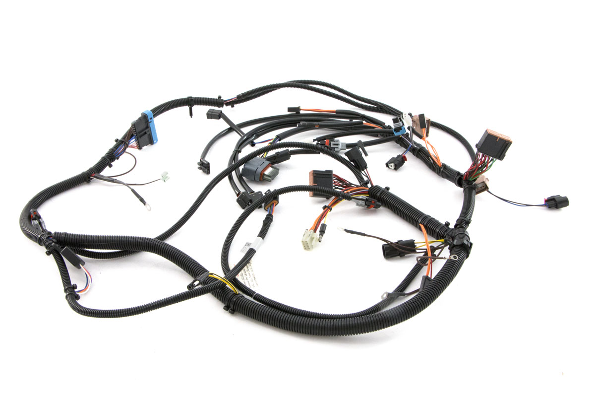 Polaris Harnessmain Com 2410466 New Oem Ebay 2005 Sportsman 700 Wiring Diagram